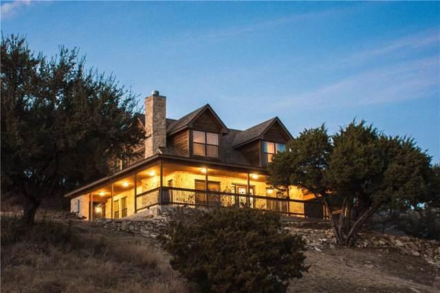 1675 Sawtooth Mountain Road, Possum Kingdom Lake, TX 76449 (MLS #14175781) :: Baldree Home Team
