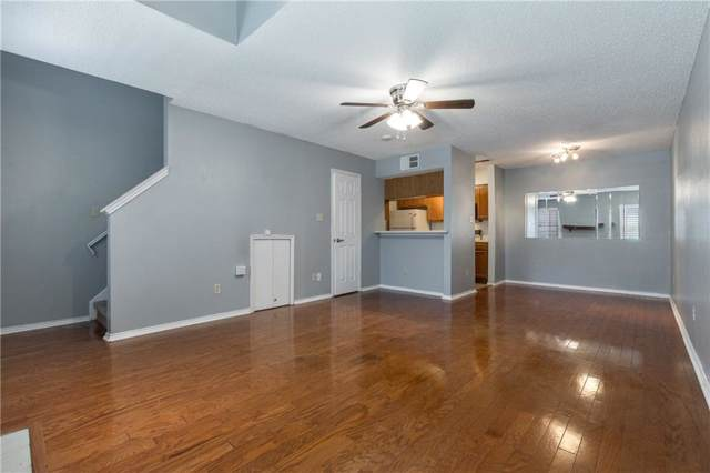 3201 Donnelly Circle #304, Fort Worth, TX 76107 (MLS #14176037) :: The Hornburg Real Estate Group