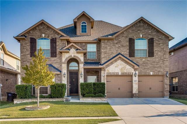 1605 Creosote Drive, Fort Worth, TX 76177 (MLS #14176508) :: Performance Team