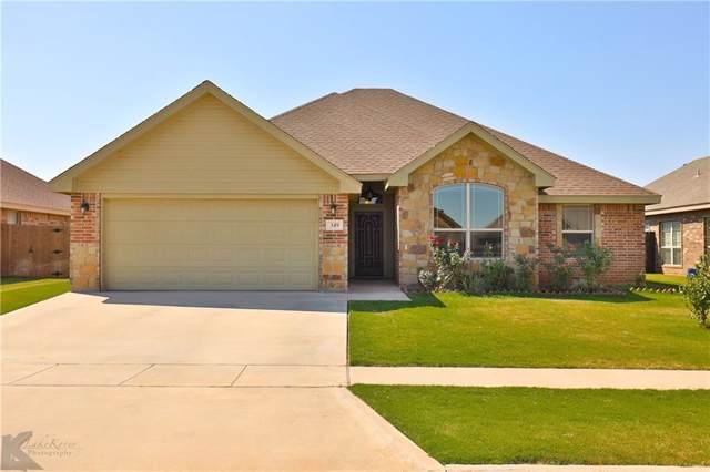 349 Southlake Drive, Abilene, TX 79602 (MLS #14176698) :: The Tierny Jordan Network