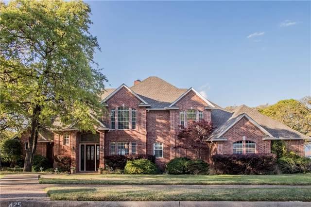 425 Schooner Drive, Azle, TX 76020 (MLS #14176933) :: Trinity Premier Properties