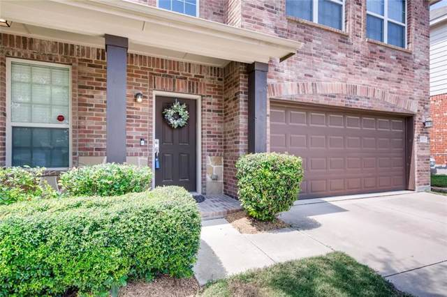 9017 Golden Sunset Trail, Fort Worth, TX 76244 (MLS #14176993) :: Dwell Residential Realty