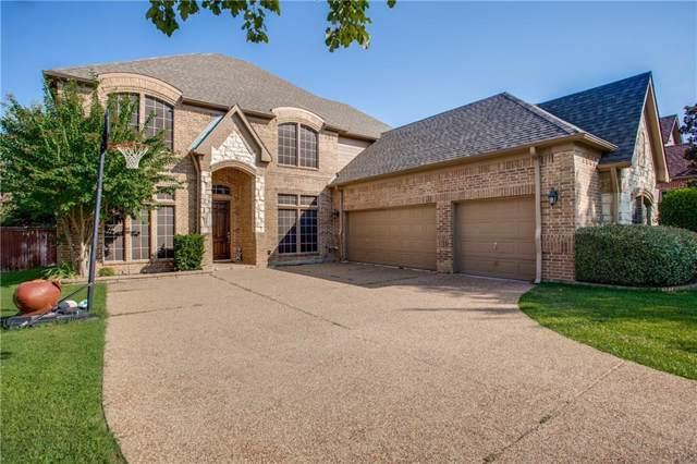 3207 Vista Lake Circle, Mansfield, TX 76063 (MLS #14177159) :: The Tierny Jordan Network