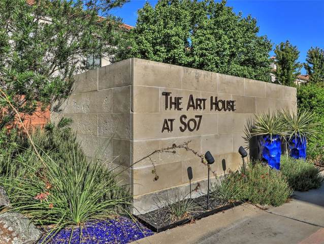 2608 Museum Way #3210, Fort Worth, TX 76107 (MLS #14177394) :: The Hornburg Real Estate Group