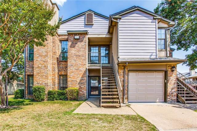 3101 Townbluff Drive #212, Plano, TX 75075 (MLS #14177625) :: Hargrove Realty Group