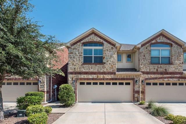1824 Villa Drive, Allen, TX 75013 (MLS #14177807) :: Kimberly Davis & Associates