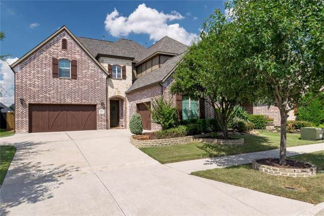 14768 Ireland Lane, Frisco, TX 75035 (MLS #14177844) :: The Real Estate Station