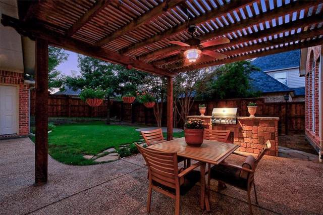 810 Lakeridge Drive, Keller, TX 76248 (MLS #14177873) :: The Real Estate Station