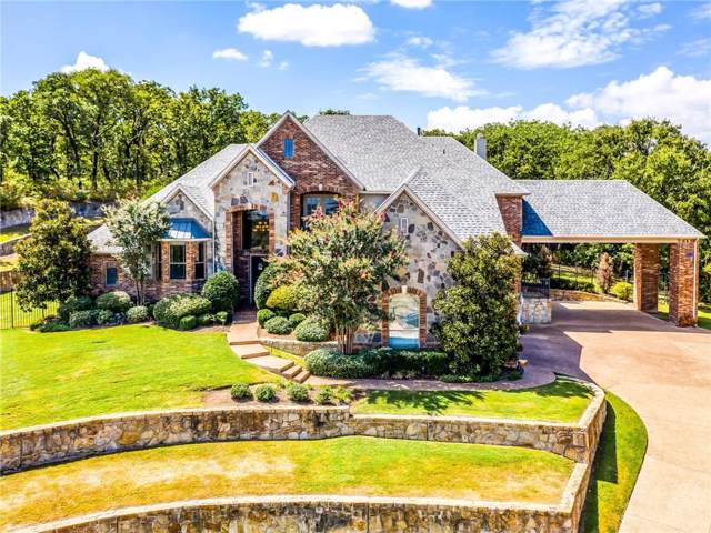 705 Silver Spur Court, Southlake, TX 76092 (MLS #14177943) :: Kimberly Davis & Associates