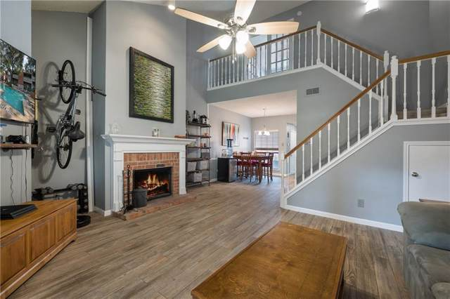 12660 Hillcrest Road #7206, Dallas, TX 75230 (MLS #14178106) :: The Hornburg Real Estate Group