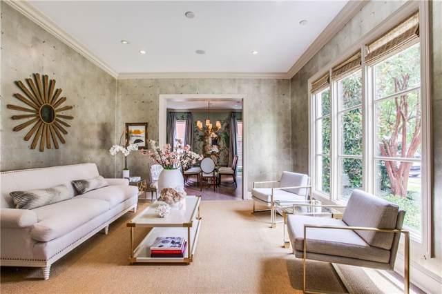 4636 Belclaire Avenue, Highland Park, TX 75209 (MLS #14178216) :: Frankie Arthur Real Estate