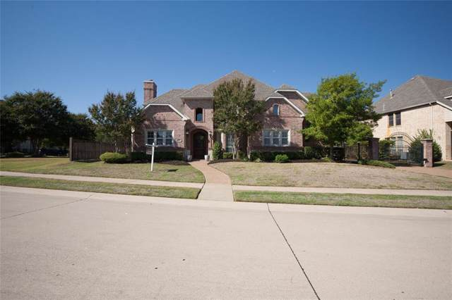 1300 Montgomery Lane, Southlake, TX 76092 (MLS #14178306) :: All Cities Realty