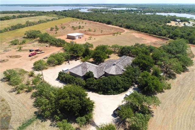 6915 W Lake Road, Abilene, TX 79601 (MLS #14178442) :: The Heyl Group at Keller Williams