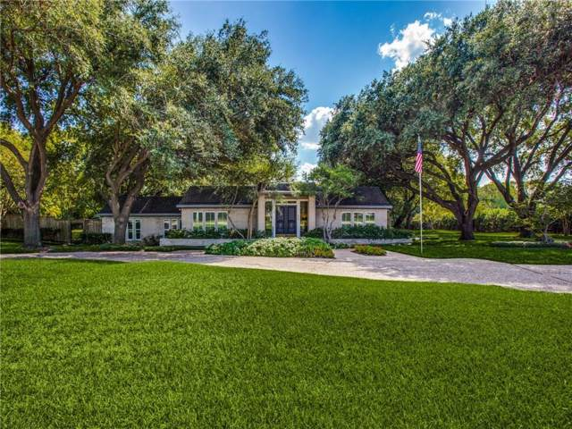 5220 Northaven Road, Dallas, TX 75229 (MLS #14178469) :: Century 21 Judge Fite Company