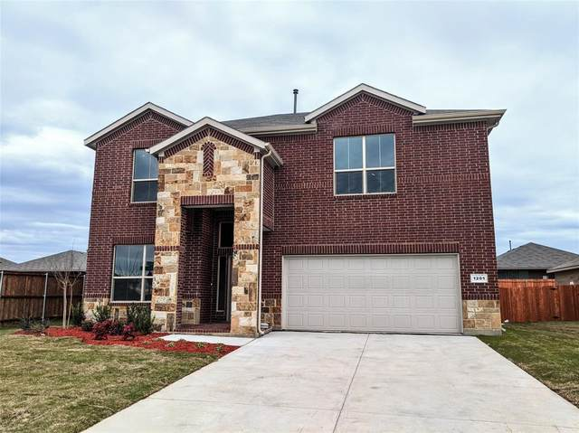 1201 Tiburon Trail, Cleburne, TX 76033 (MLS #14178642) :: The Rhodes Team
