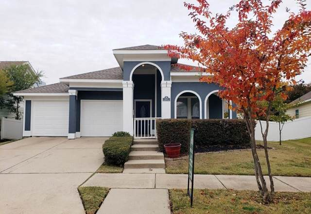 1405 Chestnut Drive, Savannah, TX 76227 (MLS #14178748) :: Real Estate By Design