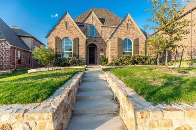 12050 Burnt Prairie Lane, Frisco, TX 75035 (MLS #14178820) :: Kimberly Davis & Associates
