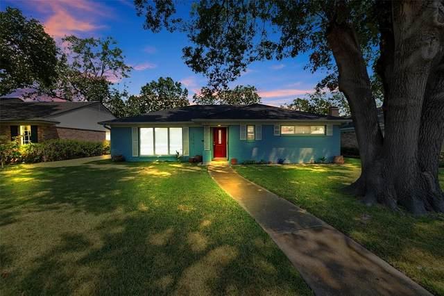 10403 Vistadale Drive, Dallas, TX 75238 (MLS #14178835) :: Frankie Arthur Real Estate