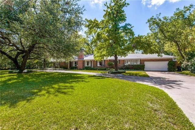 5924 Lakehurst Avenue, Dallas, TX 75230 (MLS #14178883) :: Robbins Real Estate Group