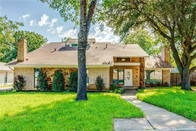 2225 Southcrest Drive, Arlington, TX 76013 (MLS #14179142) :: The Tierny Jordan Network