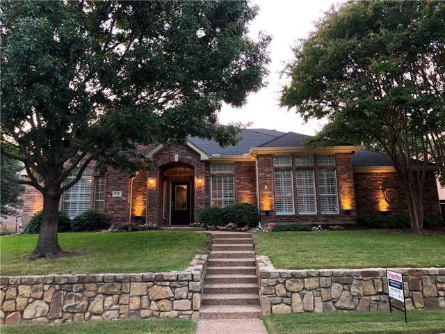 954 Hummingbird Drive, Coppell, TX 75019 (MLS #14179270) :: Hargrove Realty Group