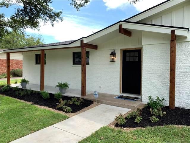 11621 Sonnet Drive, Dallas, TX 75229 (MLS #14179733) :: Trinity Premier Properties