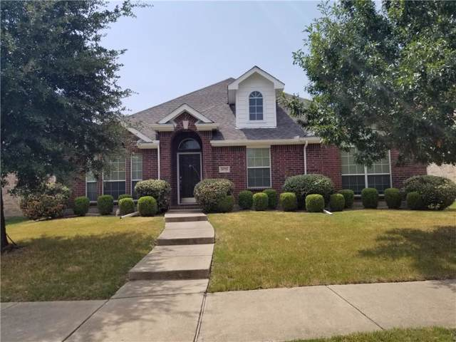 10755 Providence Drive, Frisco, TX 75035 (MLS #14179761) :: The Good Home Team