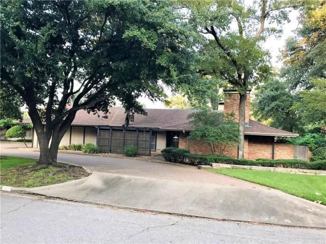 1205 Dundale Circle, Sherman, TX 75092 (MLS #14179782) :: Lynn Wilson with Keller Williams DFW/Southlake