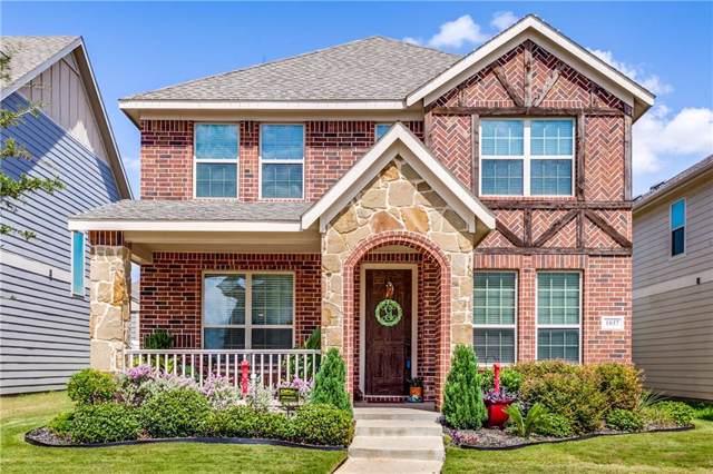 1037 Bruni Court, Aubrey, TX 76227 (MLS #14179889) :: Real Estate By Design