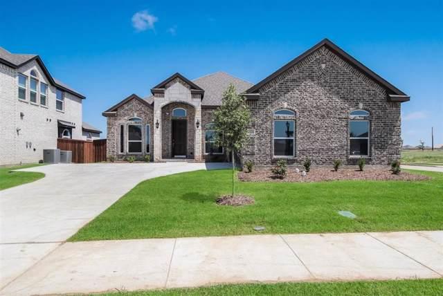 6321 Farndon Street, Aubrey, TX 76227 (MLS #14180006) :: Real Estate By Design