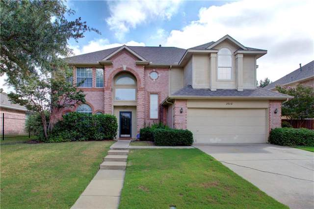 2310 Grimsley Terrace, Mansfield, TX 76063 (MLS #14180057) :: The Tierny Jordan Network