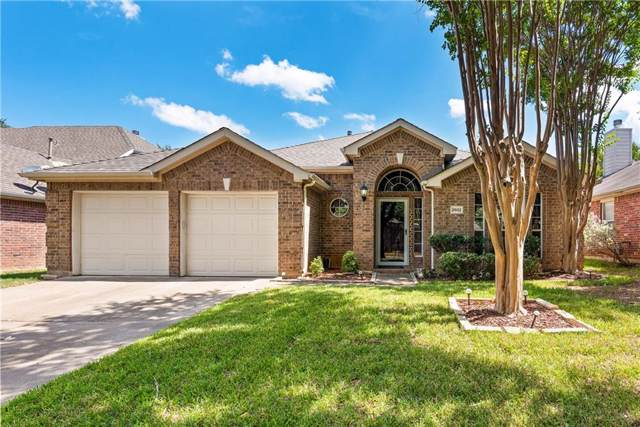 2502 Graystone Lane, Corinth, TX 76210 (MLS #14180115) :: The Real Estate Station