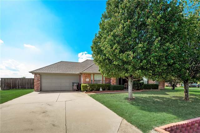 2919 Thousand Oaks Drive, Anna, TX 75409 (MLS #14180158) :: RE/MAX Town & Country