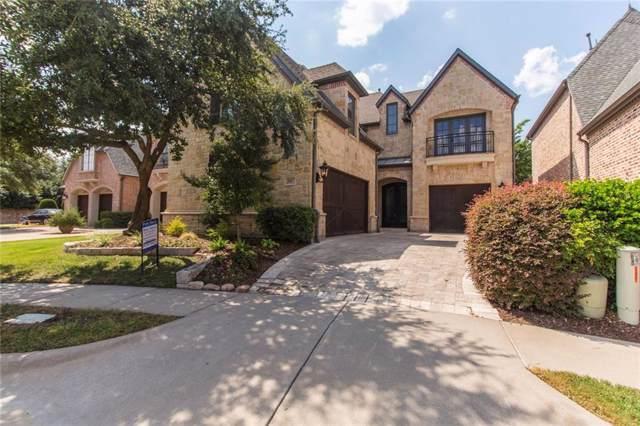 2667 Montreaux Drive, Frisco, TX 75034 (MLS #14180214) :: Kimberly Davis & Associates