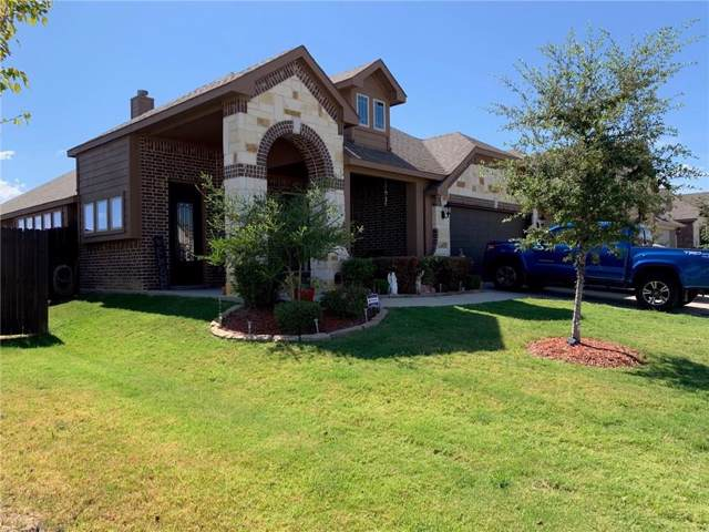 436 Panchasarp Drive, Crowley, TX 76036 (MLS #14180313) :: Potts Realty Group