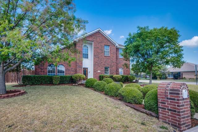 1612 Tyler Terrace, Mansfield, TX 76063 (MLS #14180315) :: All Cities Realty