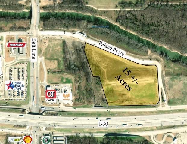 899 Beltline Road, Grand Prairie, TX 75050 (MLS #14180406) :: Hargrove Realty Group