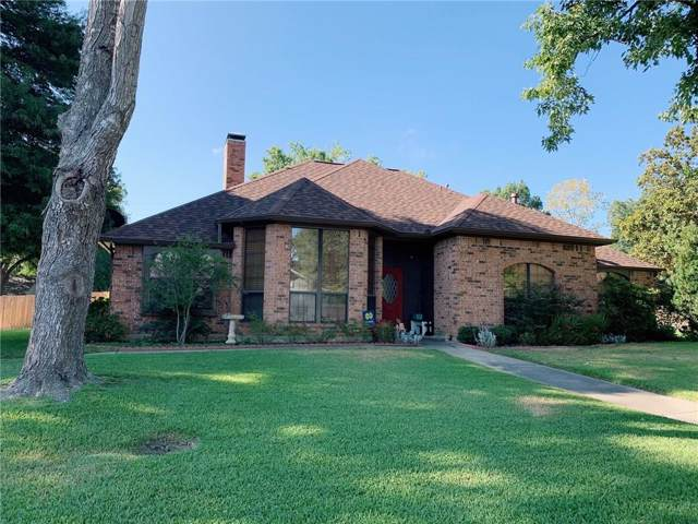 900 Rolling Drive, Athens, TX 75751 (MLS #14180450) :: The Heyl Group at Keller Williams