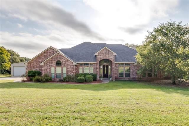 632 E Canyon Creek Lane, Weatherford, TX 76087 (MLS #14180568) :: Hargrove Realty Group