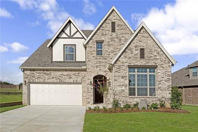11504 Misty Ridge Dr, Flower Mound, TX 76262 (MLS #14180726) :: Real Estate By Design