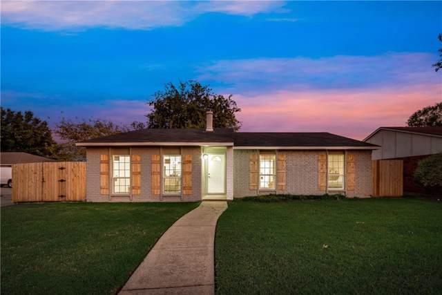 1705 Coffeyville Trail, Grand Prairie, TX 75052 (MLS #14180761) :: Lynn Wilson with Keller Williams DFW/Southlake