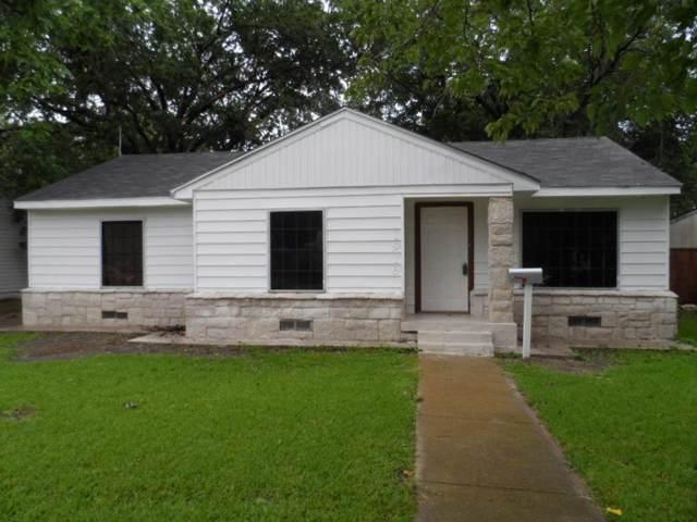 1916 S Farola Drive, Dallas, TX 75228 (MLS #14181029) :: Robbins Real Estate Group