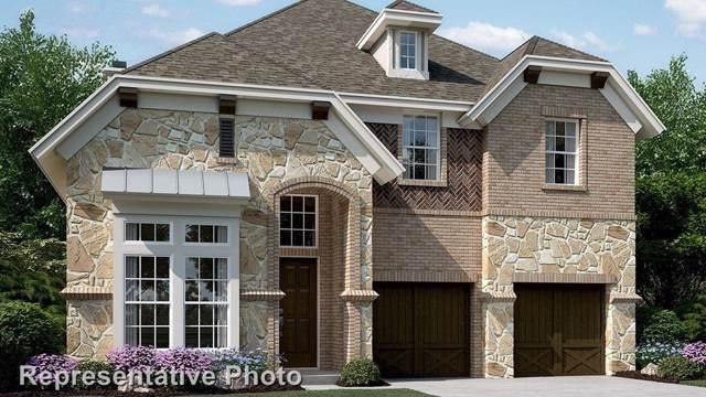 1421 Benavites Drive, Little Elm, TX 75068 (MLS #14181528) :: The Real Estate Station