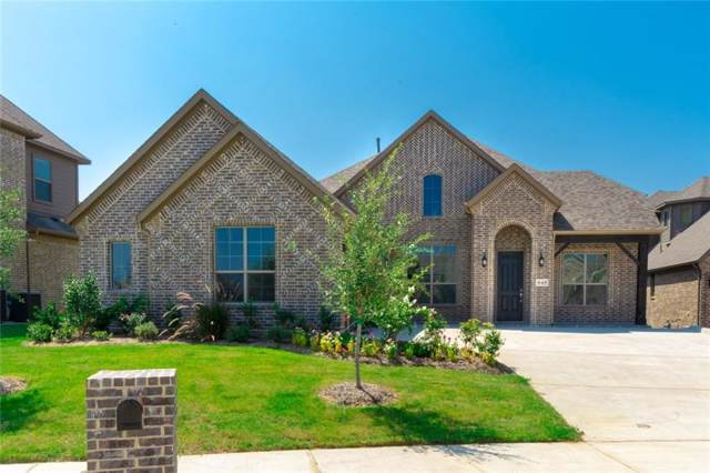 924 Hunters Creek Drive, Rockwall, TX 75087 (MLS #14181914) :: The Real Estate Station