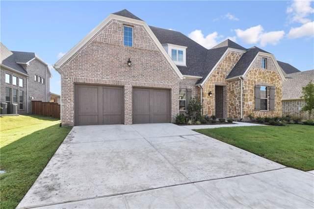 2216 Nassau Drive, Mckinney, TX 75071 (MLS #14181956) :: Kimberly Davis & Associates