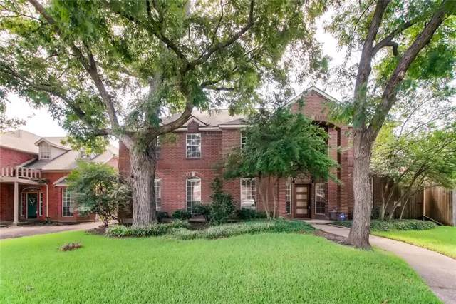 18 Heritage Way, Allen, TX 75002 (MLS #14182215) :: The Heyl Group at Keller Williams