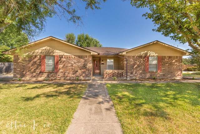532 Pleasant Lane, Clyde, TX 79510 (MLS #14182261) :: The Heyl Group at Keller Williams