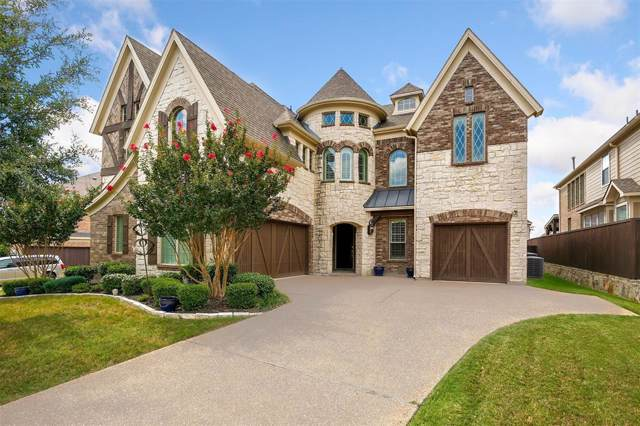1497 Willingham Drive, Allen, TX 75013 (MLS #14182296) :: The Good Home Team