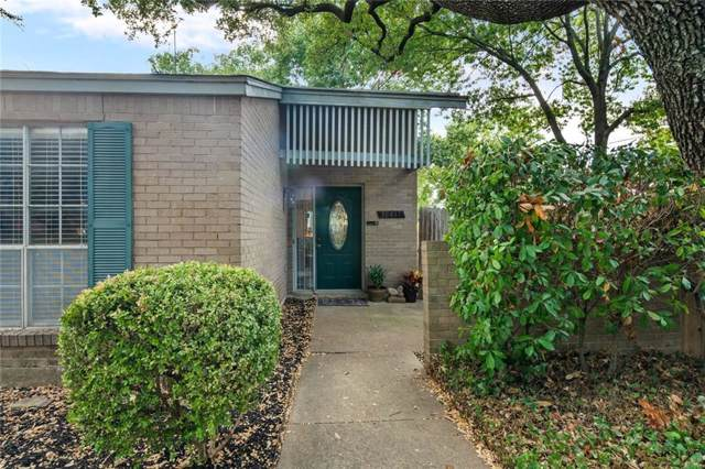 10417 Pagewood Drive, Dallas, TX 75230 (MLS #14182323) :: The Heyl Group at Keller Williams