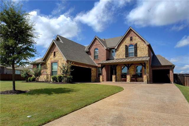 2637 Highlands Court, Trophy Club, TX 76262 (MLS #14182544) :: Kimberly Davis & Associates